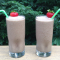 Chocolate Smoothie made with Amazing Grass SuperFood